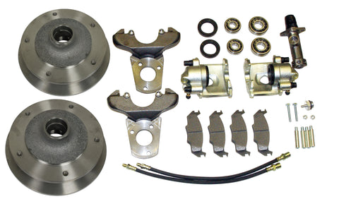 VW Zero Off-Set Front Disc Brake Kit, Wide 5, Link Pin Empi 22-2880