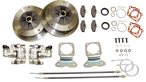Classic VW Rear Wide 5 Disc Brake kit for IRS Empi 22-2906 - dubparts.com