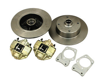 VW Super Beetle Front Disc Brake Kit Empi 22-2855-0