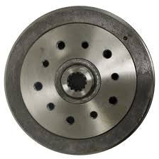 VW Bug & Ghia Rear Chevy and Porsche Brake Drum for Aircooled Type 1 Empi 98-5002-7