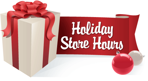 USU's Holiday Store Hours