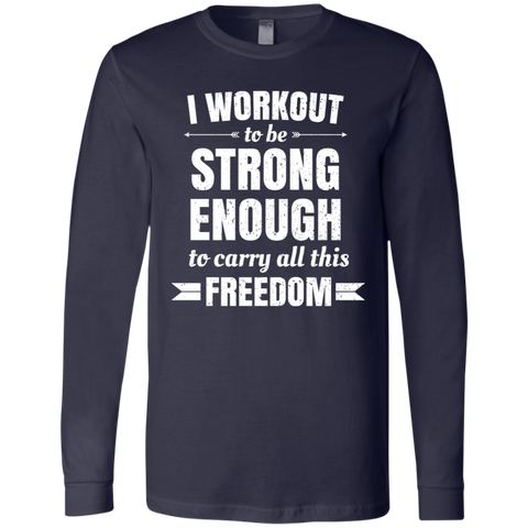 Fitness Freedom Long Sleeve