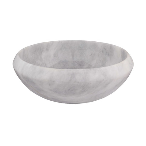 Antique White Marble Sink - Marble Products International
