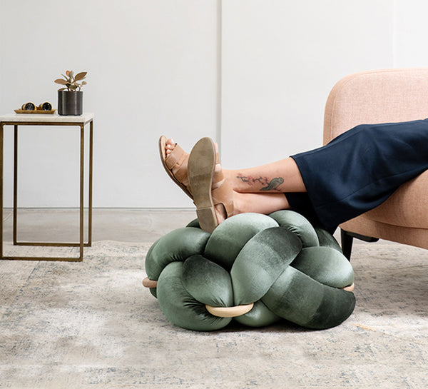 Medium Knot Cushions