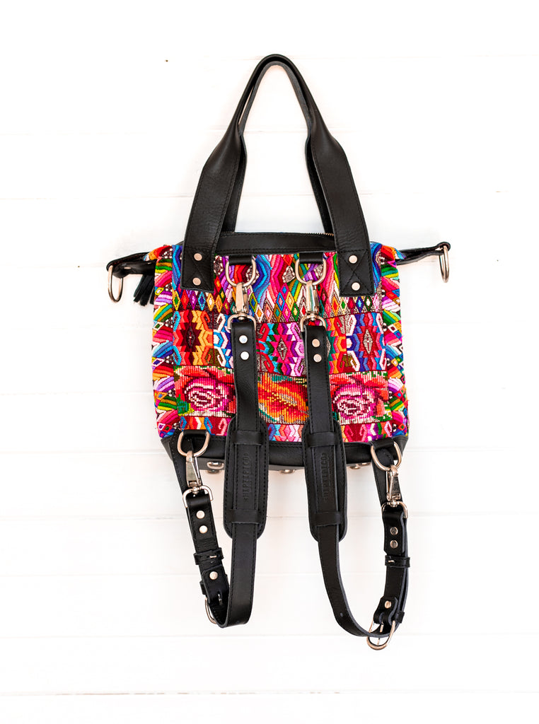Artisanal Mini Convertible Bag - 059