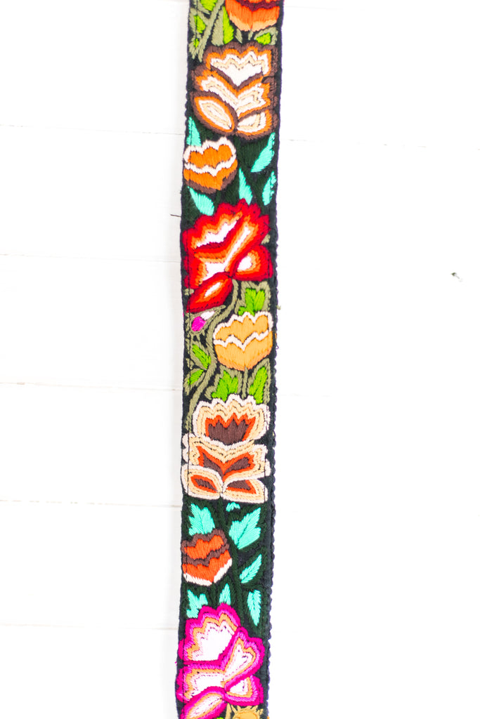 Newly Embroidered Strap - Brooke