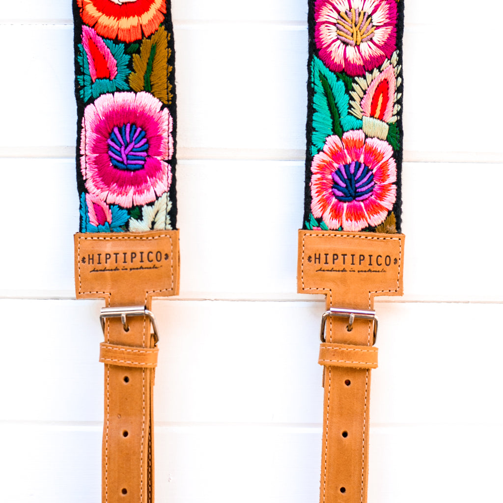 Newly Embroidered Backpack Straps - Jungalow