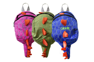 Lizard Preschool Backpack