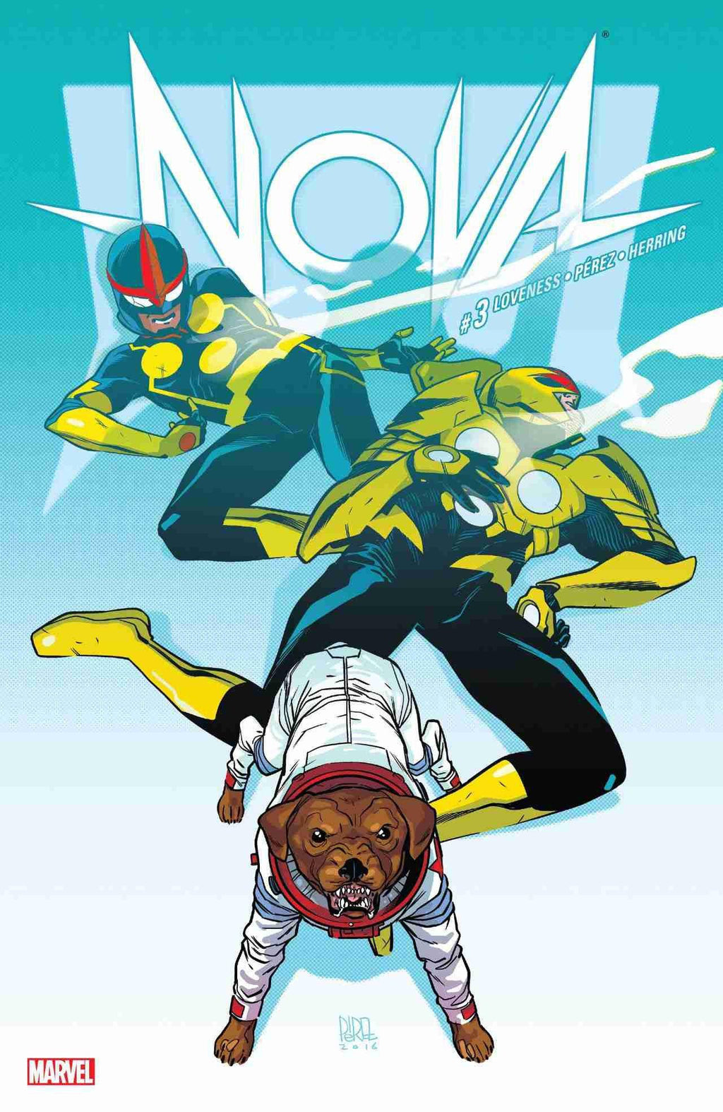 Nova #3 NOW - Comics n Pop - Comic - Marvel