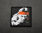 Deer Hunter Russian Roulette Woven Morale Patch