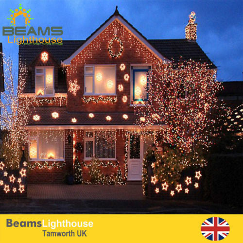 10m 320 Bulbs fairy LED curtain lights christmas string light garland wedding new year luces decorativas kerst verlichting