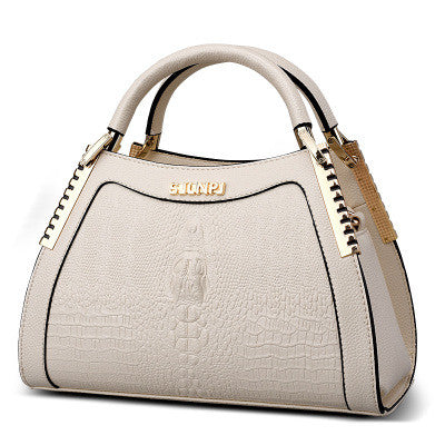 Tuladuo Rivet Alligator Pu Handbags Women Xgds5090