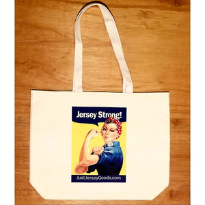 Jersey Strong Tote bag - Jewelry & Accessories