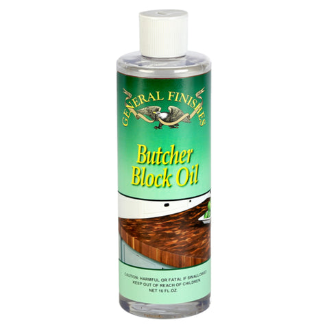 General Finishes Butcher Block Oil
