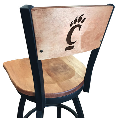 "Cincinnati Bearcats 25"" Counter Stool"
