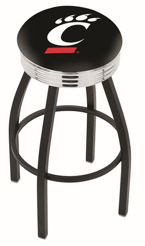 Cincinnati Bearcats Contempo IV Bar Stool 30""