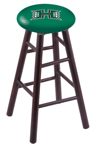 "Hawaii Rainbow Warriors 24"" Counter Stool"
