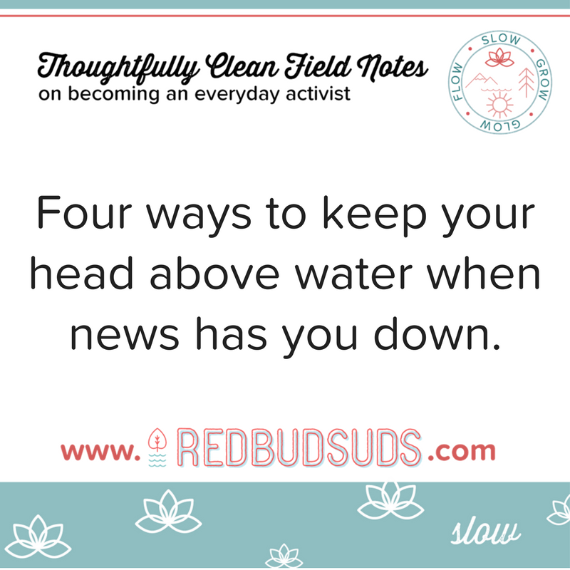 Keeping Your Head Above Water