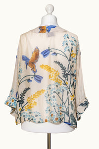 One Hundred Stars Meadow Kimono