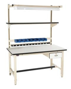 "Bench-in-a-Box - BIB3 - 72"" x 30"" Work Bench"