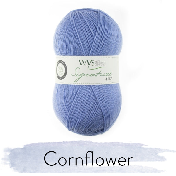 Signature 4 ply The Florist Collection
