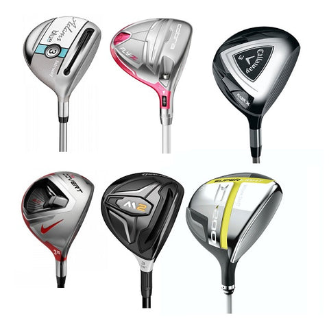 Previous Year Model & Closeout Ladies Fairway Woods