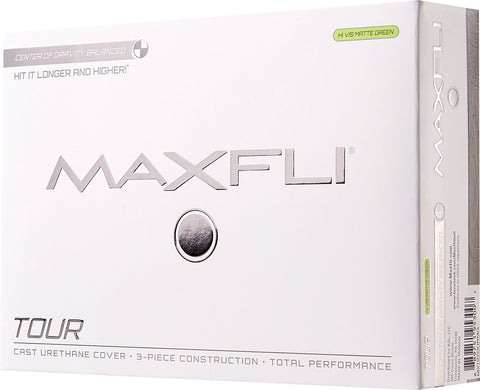 Maxfli Tour Total Performance Urethane Golf Balls