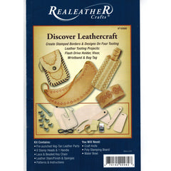 Discover Leathercraft Kit 4999-00