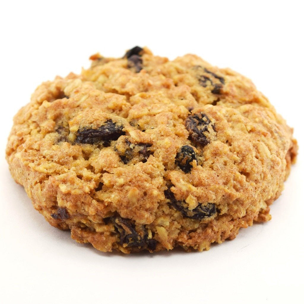 Oatmeal Raisin Cookie - Side view