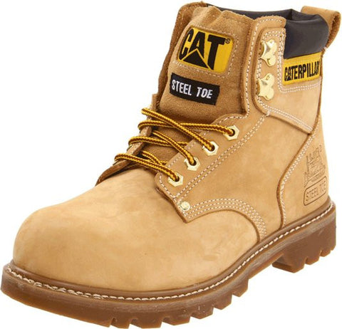 "CAT Second Shift 6"" Work Boot (ST)"