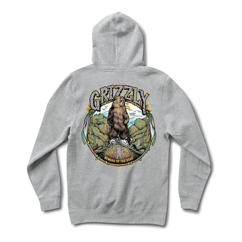 Grizzly King Of The Mountain Hoodie