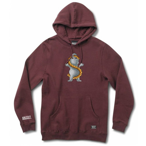 Grizzly Anchor Hoodie