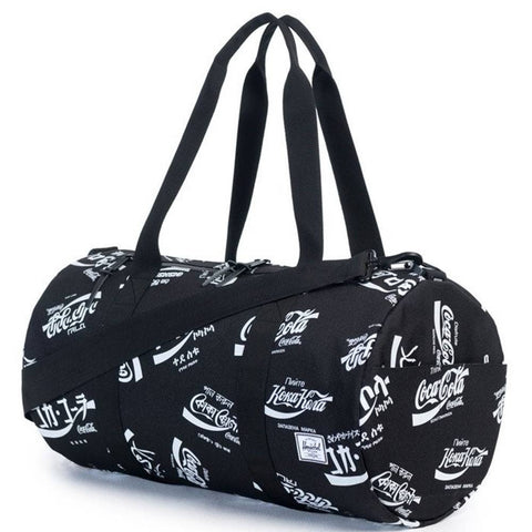 Herschel Supply Co. x Coca Cola Sparwood Duffle Bag