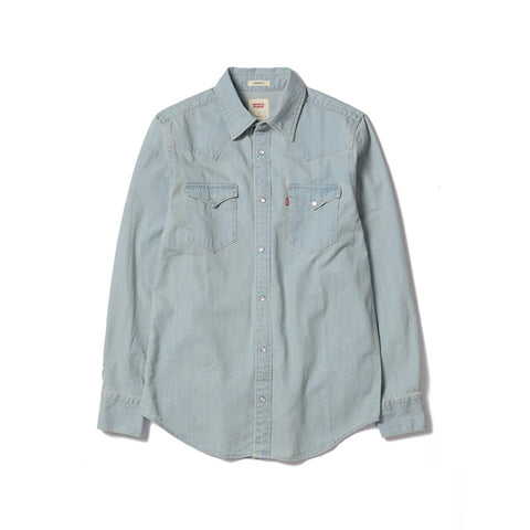 Levi's  Men's Shirt LVS-3LMLW0313CC