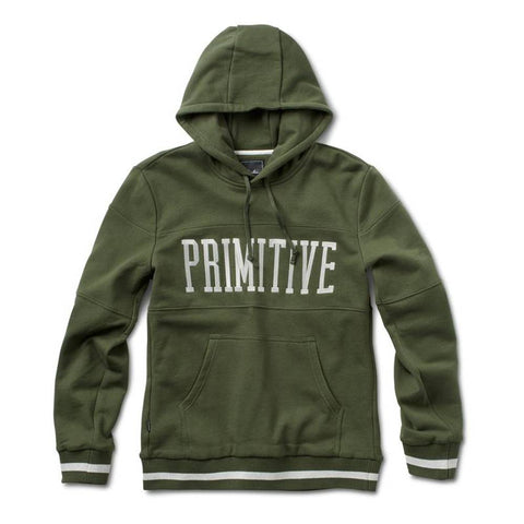 Primitive League Piped Hoodie