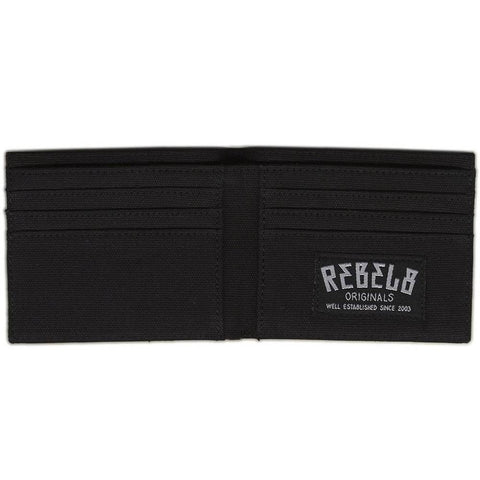 Rebel8 Standard Issue Brown Wallet