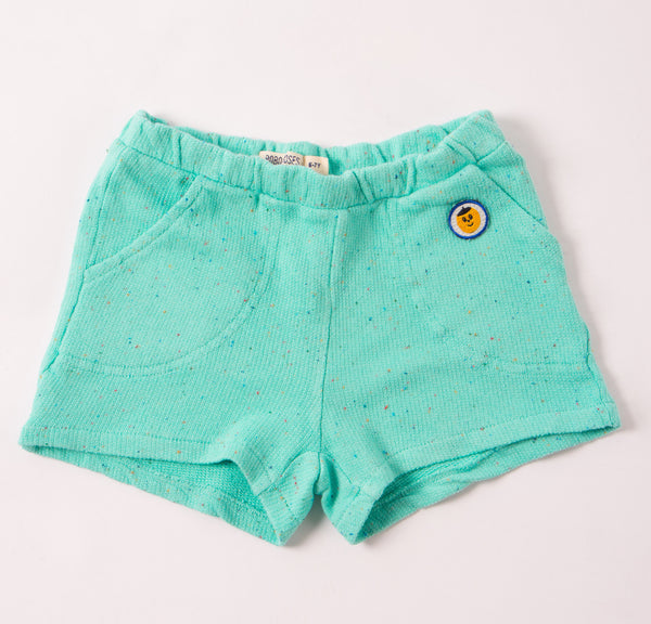 Fleece Shorts Patch