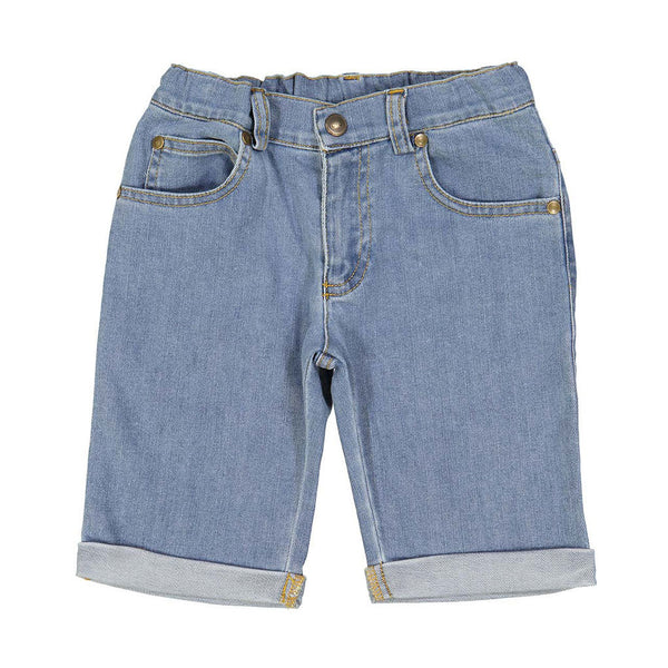 Dean, Denim Bermudas, Blue