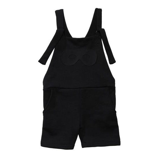 Mini Jumpsuit, Jet Black