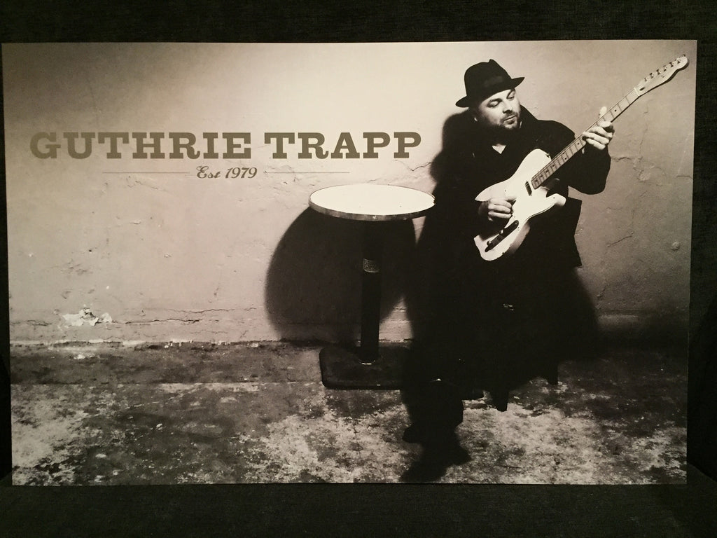 Guthrie Trapp Poster