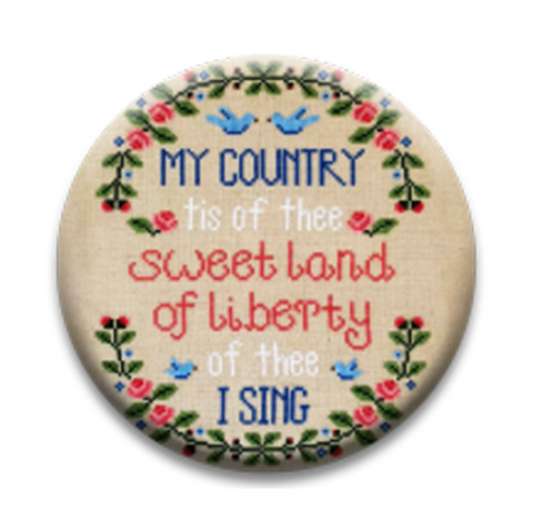 Country Cottage Needleworks ~ My Country Needle Nanny