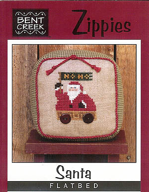 Bent Creek - Zippies - Santa Flatbed  (Oldie But Goodie!)