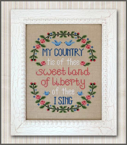 Country Cottage Needleworks ~ My Country