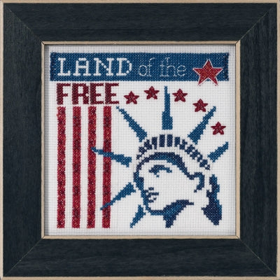 Mill Hill Kits ~ Land of the Free (2019)