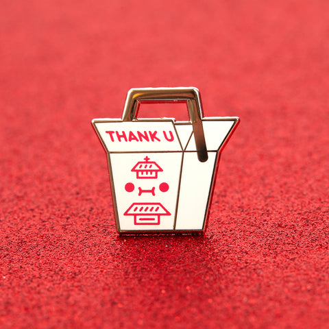Takeout Box Pin
