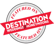 Els Cards Featured In - Destination Weddings & Honeymoons