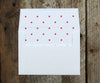 Polk a Dot Envelope Liner