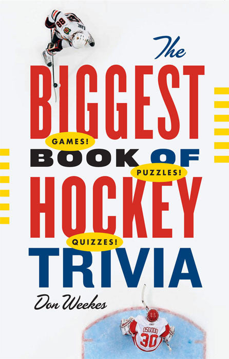 Biggest Book of Hockey Triva