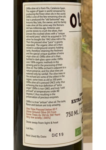 Oliflix Extra Virgin Olive Oil 750ml about us information