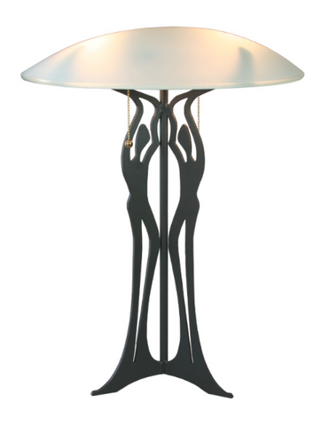 Three Graces Table Lamp